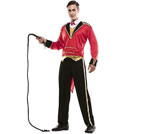 EUROCARNAVALES Disfraz de Presentador de Circo para Hombre