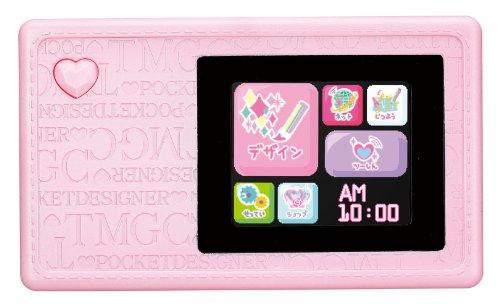Tamagotchi Pen Touch Notebook Pocket designer