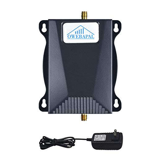 AT&T T-Mobile Signal Booster 4G LTE Cell Phone Signal Booster ATT...