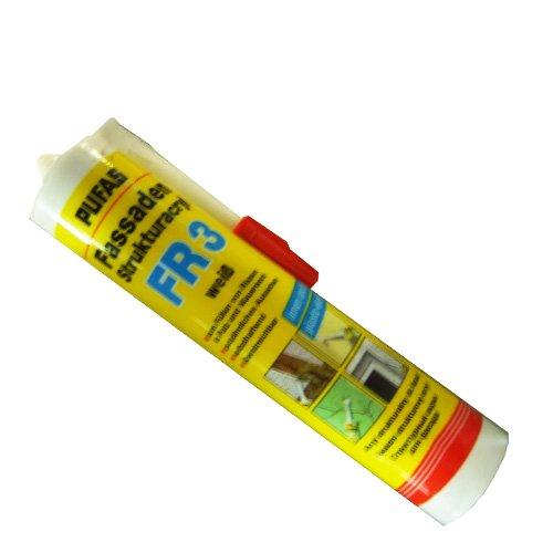 PUFAS Fassaden-Strukturacryl FR 3 0,31 Liter