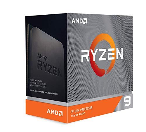 AMD Ryzen 9 3900XT 12-core, 24-Threads Unlocked Desktop Processor