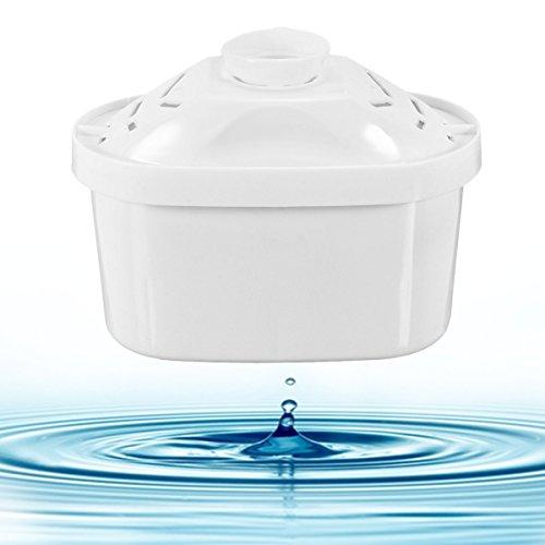 LMIAOM Ersatz-Wasserfilterpatrone für Brita Maxtra Wasserkocher Behälter Hardware-Zubehör DIY-Tools