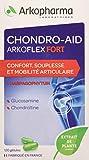 Arkopharma 41070301 Chondro-Aid Fort Set de 120 avec 30 Gelules Chondrotoïne & Glucosamine Mélange
