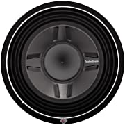 """Rockford Fosgate P3SD4-12 Punch P3S 12"""" 4-Ohm DVC Shallow Subwoofer"""