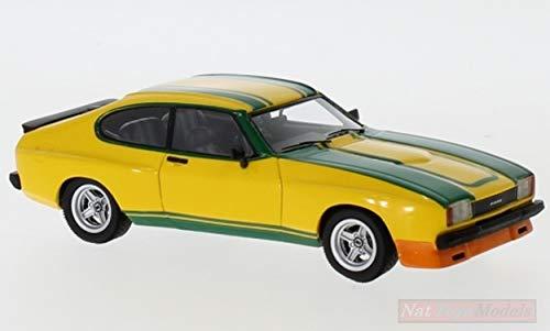 VW Jetta I 1979 braun Modellauto 1:43 Neo Scale Models