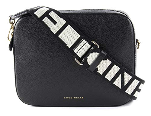 Coccinelle Mini Bag Camera Bag Noir