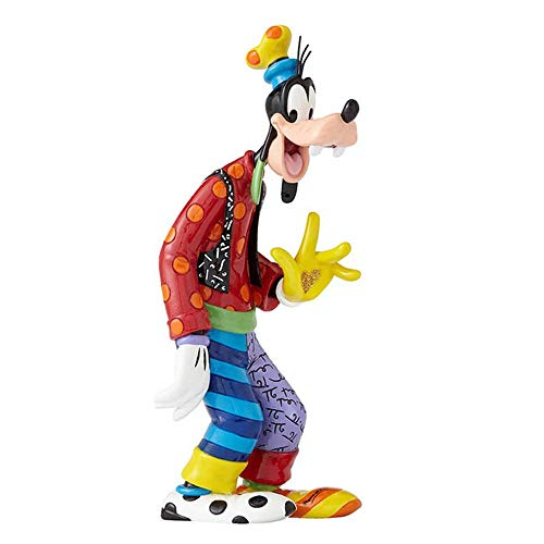 Enesco Disney by 85th Anniversary Stone Resin Figur, Mehrfarbig