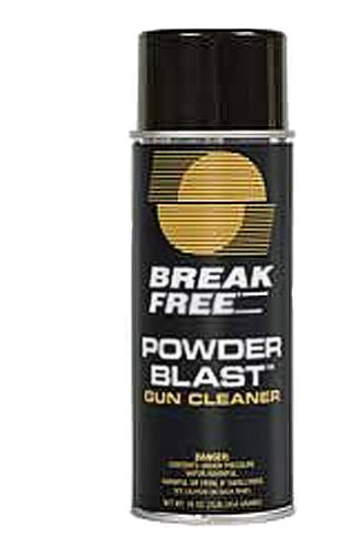 Break-Free GC-16 Powder Blast Gun Cleaner Aerosol (12-Ounce)