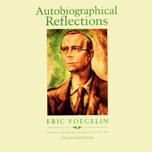 Autobiographical Reflections  Audiolibri