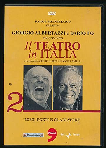 EBOND Il Teatro In Italia Mimi, Poeti e Gladiatori DVD Editoriale