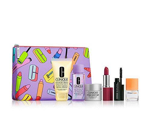 Clinique Macy's Skin Care Makeup 7 Pc Gift Set 2019