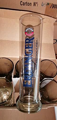 Set di 6 bicchieri da 25 cl con birra Erganger – Rare