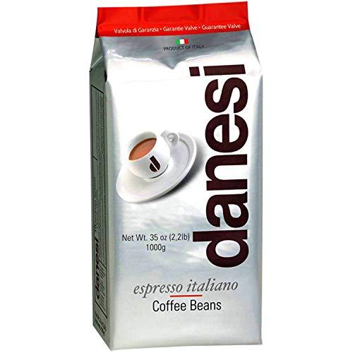 Danesi Caffe Classic Espresso Beans (3 x 2.2 lb bags)