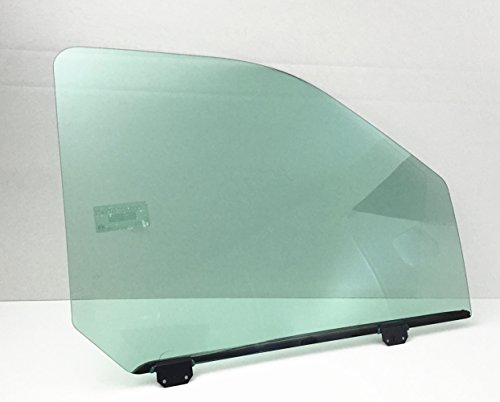 NAGD Passenger Right Side Front Door Window Door Glass Compatible with Ford F250/F350/F450/F550/F650/F750 1999-2012 Models