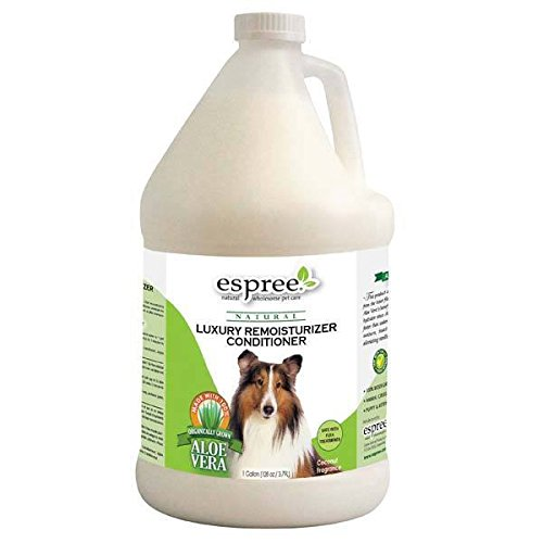 Espree Luxury Pet Coat Remoisturizer All Natural Treatment Dog Cat Grooming Choose Size(Gallon)