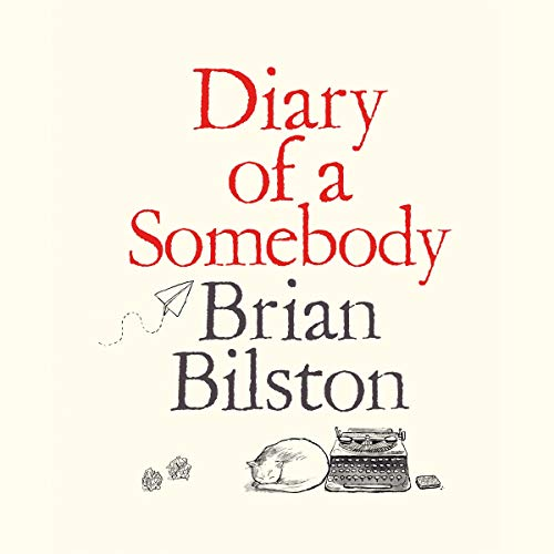 『Diary of a Somebody』のカバーアート