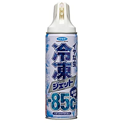 [Amazon限定ブランド] フマキラー 殺虫スプレー 冷凍ジェット 450ml