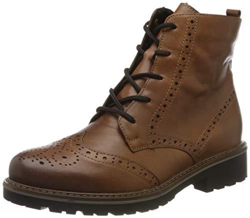 Remonte Damen R6580 Combat Boots, Braun (Chestnut/Chestnut 22), 37 EU