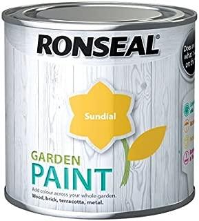 Best ronseal garden paint Reviews