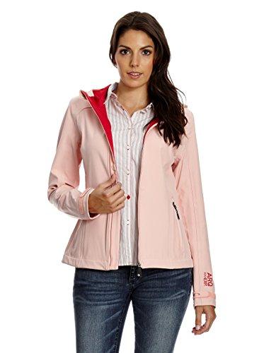 ARQUEONAUTAS Damen 200291 Jacke, Rosa (Blossom 5501), 40 (Herstellergröße: L)