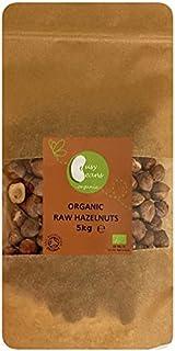 Biologische rauwe hazelnoten - Certified Organic- by Busy Bonen Organic (5kg)