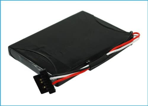 750mAh Replacement GPS Navigator Clearance SALE Limited time Milwaukee Mall Battery Maestro for Magellan 17