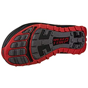 ALTRA Men's AFM1957F TIMP 1.5 Trail Running Shoe, Red/Gray - 10.5 D(M) US
