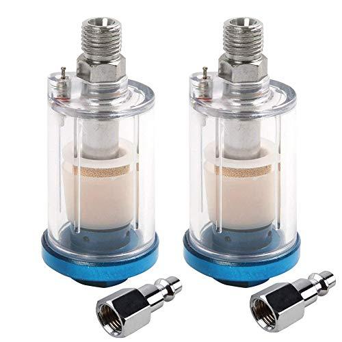 Filtro de Aire FilterRegulator Aire comprimido Regulador Lubricador Combinación de Pintura de Aceite en Agua compresor de Aire neumático Herramienta de pulverización