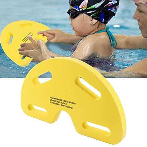 Dubbele zwemplank, zwemvlotterplank Slijtvast met het kickboard voor ouders om kinderen mee te nemen om te oefenen met zwemmen