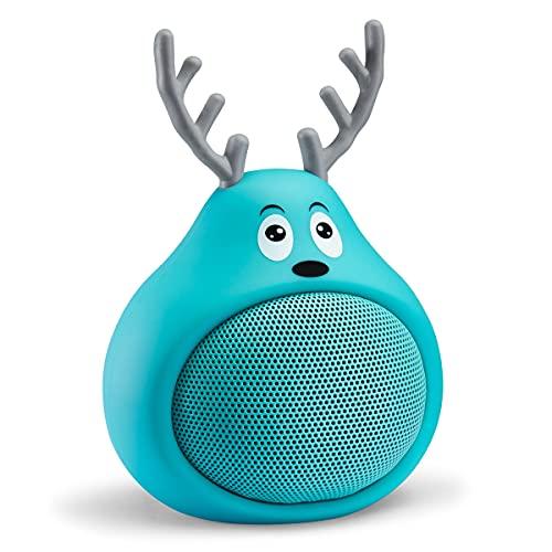 Caixa de Som Tectoy Bluetooth 3w Alce - Azul