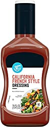 Amazon Brand - Happy Belly California French Dressing, 16 Fl Oz