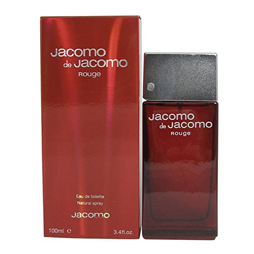 Jacomo Rouge Herren Eau de Toilette 100ml
