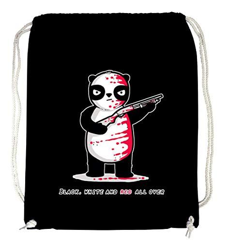 Certified Freak Killer Panda Gymsack Black