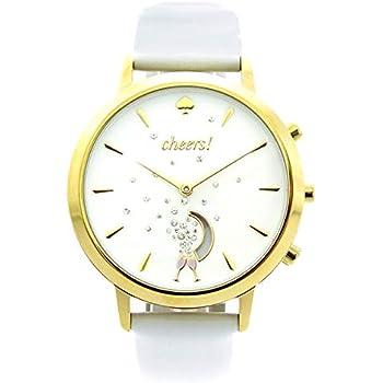 ケイトスペード KATE SPADE 腕時計 KST23104 ハイブリットスマートウォッチ クォーツ ホワイト[レディース] [並行輸入品]