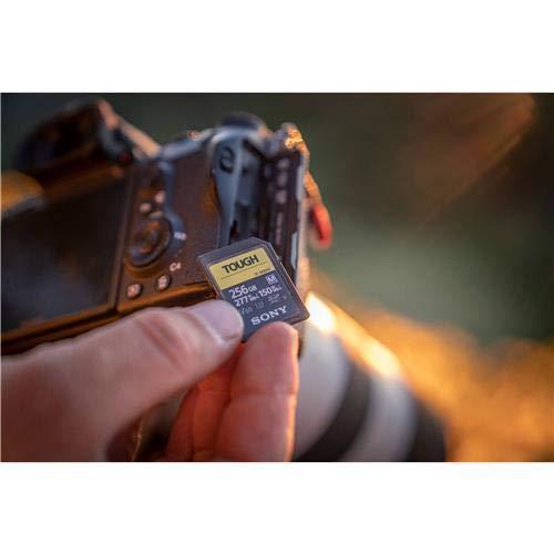 Sony SF-M128T SD-Speicherkarte (128 GB, UHS-II, SD Tough, M Serie)