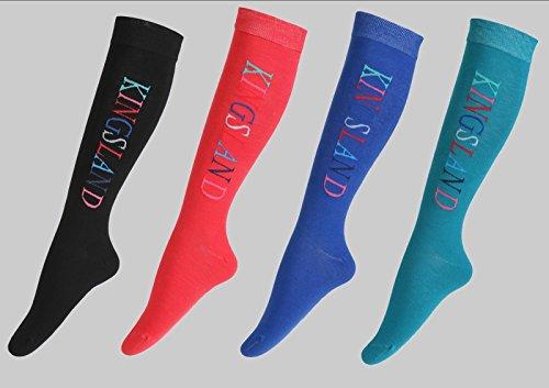 Kingsland Socken Tamsin, Kniestrümpfe, Strümpfe Farbe red