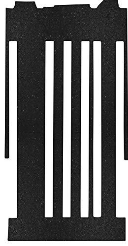 aruma® Antirutschmatte Kofferraummatte für Zafira Life, Länge M, 1.Gen, Schiebetür beidseitig, ohne Schiebetisch ab Baujahr 03/2019-xx