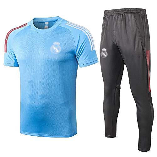 Nuevo Regalo de Uniforme de fútbol de los Hombres de Manga Corta de fútbol de fútbol de fútbol de fútbol Uniforme de Fan Uniforme Pantalones Cortos de Deporte de fútbol-Moda-173-medio