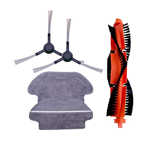 Find Discount Declan Hutchinson Robotic Cleaner for Mop Cleaner Main Side ES Mop Cloth Optional
