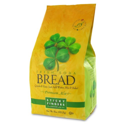 Sticky Fingers Irish Soda Bread Mix 15 OZ.