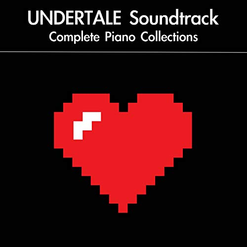 """Mysterious Place (From """"UNDERTALE"""") [For Piano Solo]"""