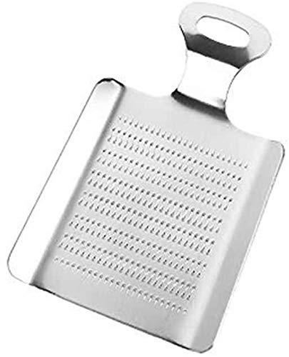Knoblauchpresse Knoblauch-Fleischwolf-Brecher Edelstahl-Materialien Einfach zu verwenden und zu reinigen,Zeit zu sparen und Keine Küchenutensilien zu verschwenden Praktische Geräte.