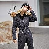 Hbao Winter Schnee Ski Anzug Frauen einteiliger wasserdichter Warmer Overall Damen Skianzug (Color : Color 3, Size : X-Large)