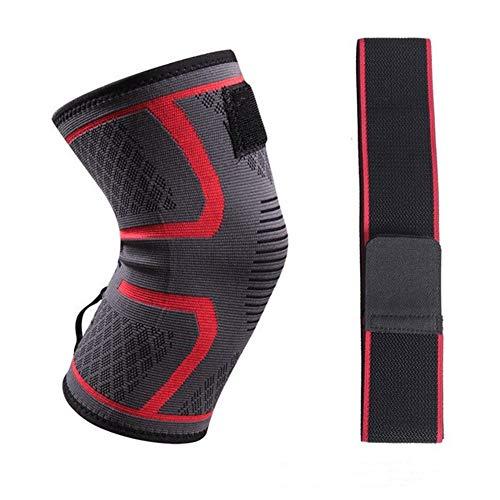 1 Piece Sports Knee Pad Compress...