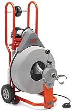 Ridgid K-750 Drum Machine, 3/4'' X 100' Cable