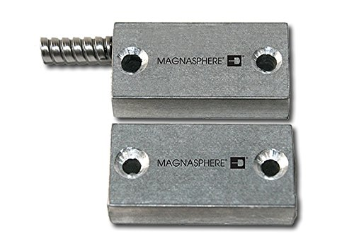 MAGNASPHERE MSS-310S Surface Mount Ranking TOP3 Door with 1 Contact Switch Max 46% OFF