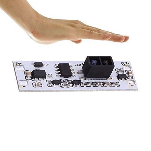 ILS Saluto Sensor Switch Module voor 5 V 12 V 24 V 72 W plafondlamp, LED