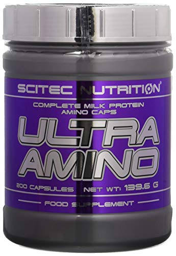 Scitec Nutrition Ultra Amino, 200 Capsule