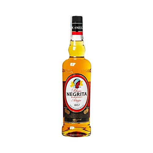 Negrita - Ron Añejo Elaborado Con Destilados Y Aguardientes