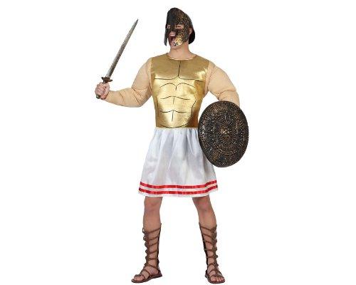 Atosa - 22822 - Costume - Déguisement De Dieu Grec - Adulte - Taille 2